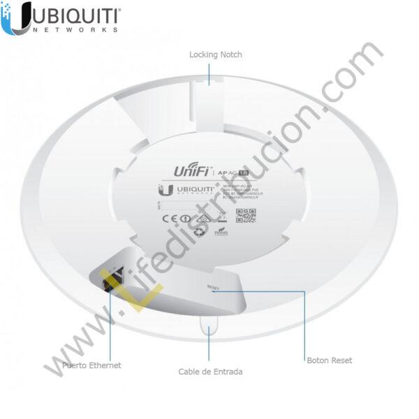 UAP-AC-LR UniFI AP, 1P- GigE, Longe range 1