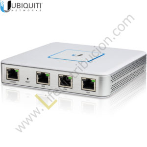 USG Gateway Firewall Router Unifi 4.0, gestion y monitoreo de radios UAP.