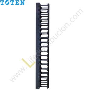FB3042.9001 Ordenador Vertical de 42RU de 30 cm (Kit de 2+tapa) Alta Densidad (HD)