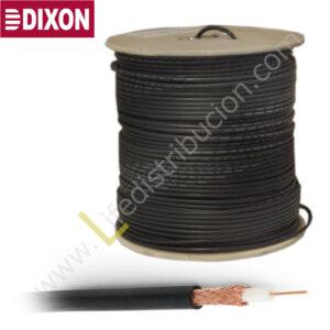 3090P DIXON CABLE COAXIAL RG-59 (malla 90%)