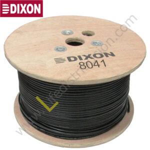 8041 DIXON CABLE STP CAT. 5E 4Px24 AWG Exteriores Negro