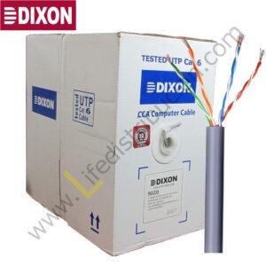 9020 DIXON CABLE MULTIF. CAT.6 4Px23 AWG CM BL-BK