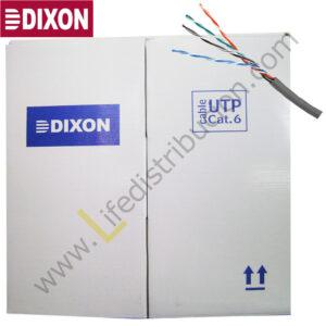 9040 LSZH DIXON CABLE UTP CAT.6 4Px23 AWG LSZH Gris