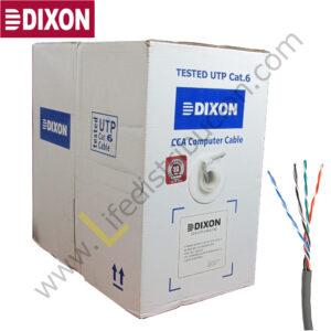 9066 DIXON CABLE STP CAT.6 4Px23 AWG LSZH Gris