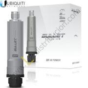 BM5-Ti 5GHz Bullet, AirMax, Titanium, PoE/Adapter Included