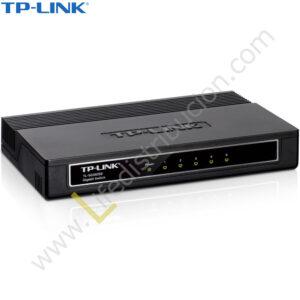 TL-SG1005D TP-LINK SWITCH 5 PUERTOS 10/100/1000 MBPS