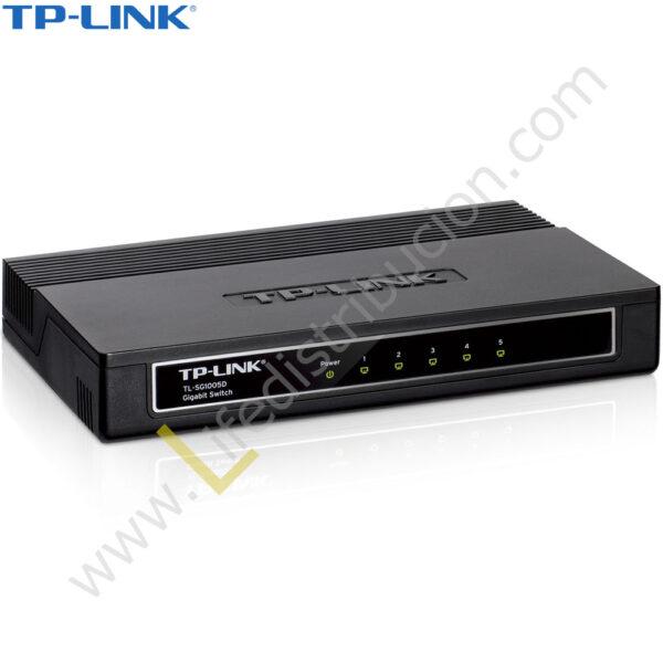 TL-SG1005D TP-LINK SWITCH 5 PUERTOS 10/100/1000 MBPS 1