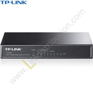 TL-SG1008P TP-LINK SWITCH 8 PUERTOS 10/100/1000 MBPS