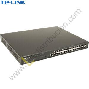 TL-SG3424P TP-LINK SWITCH ADMIN. DE 24 PTOS. GIGABIT