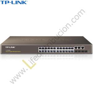 TL-SG5426 TP-LINK SWITCH ADMINISTRABLE GIGABIT DE 26 PUERTOS