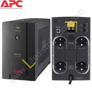 BX1400U-MS BX1400U-MS 1400VA 230V, AVR UNIVERSAL AND IEC SOCKETS