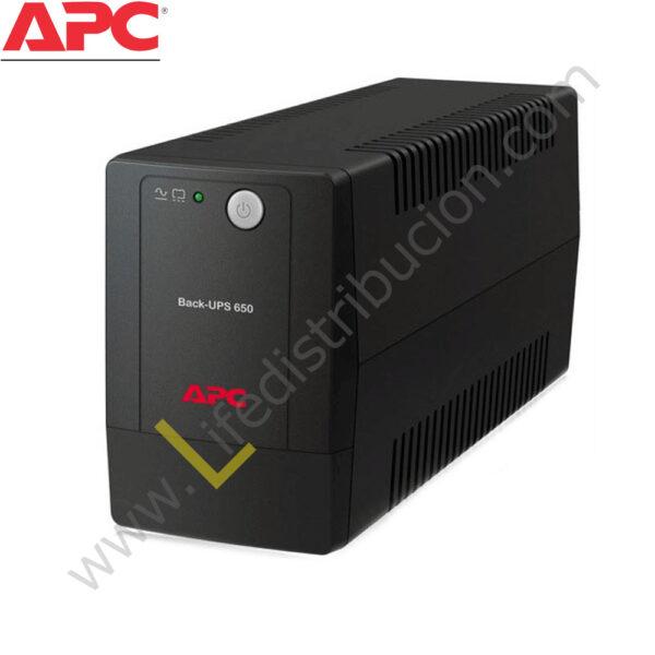 BX650LI 650VA BX650LI, AVR, ENCHUFES IEC 1
