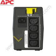 BX650LI 650VA BX650LI, AVR, ENCHUFES IEC 2