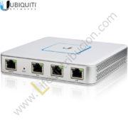 USG Gateway Firewall Router Unifi 4.0, gestion y monitoreo de radios UAP.